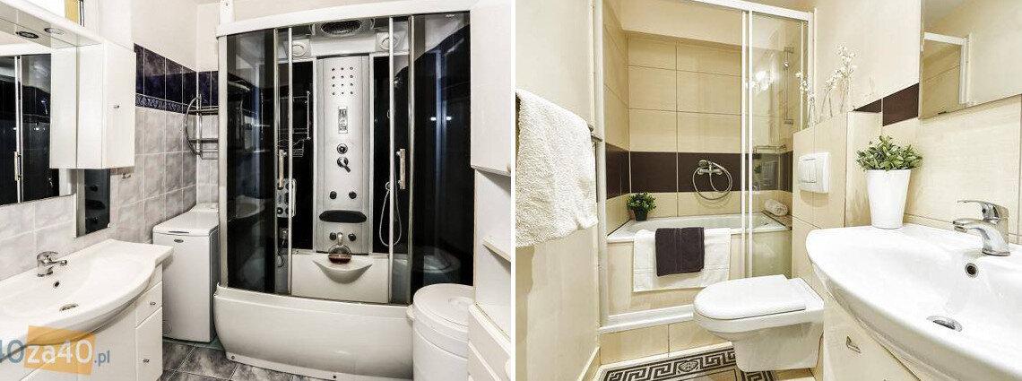 Parawan nawannowy to doskonałe rozwiązanie dla rodzinnych łazienek
