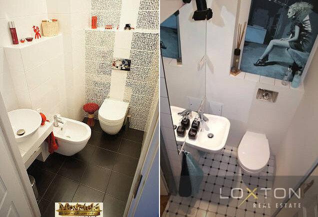 Zagospodarowanie toalety