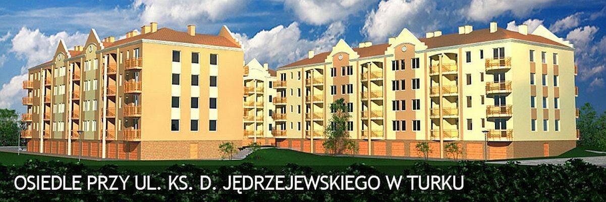 novum osiedle turek ks. Dominika Jędrzejewskiego