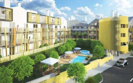 nowe mieszkania na sprzedaż Międzyzdroje