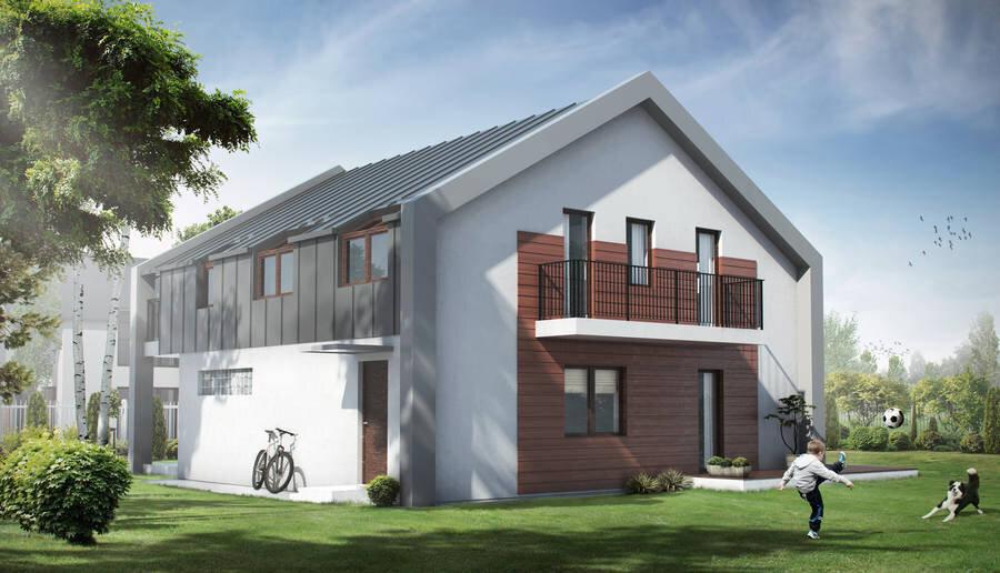 eko domy zielona ostoja domy na sprzedaż