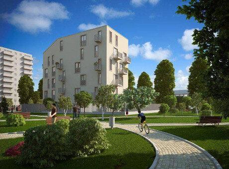 unidevelopment praga square Warszawa Targówek