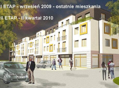 panorama invest osiedle wspólna warszawa wesoła