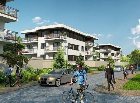 green house development wilanów garden warszawa