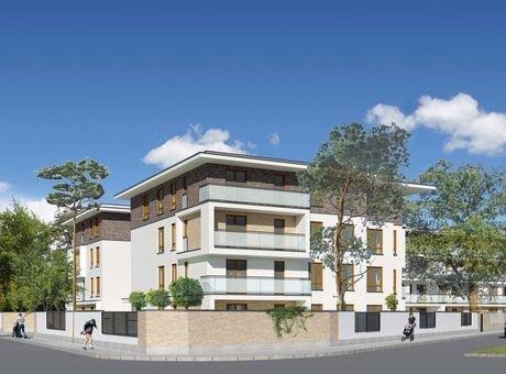 anin residence nowe mieszkania na sprzedaż warszawa wawer