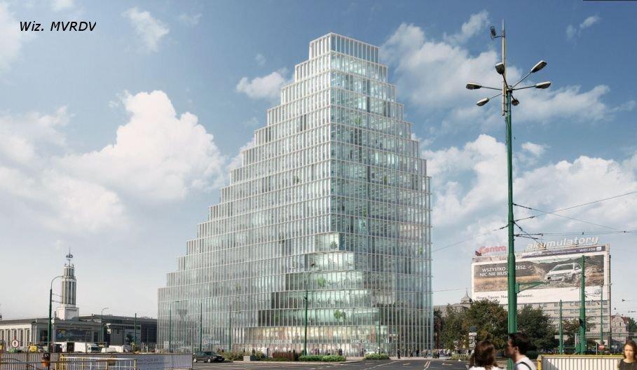mvrdv bałtyk tower poznań biura na sprzedaż