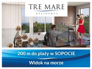 Zobacz oferty Tre Mare Residence!