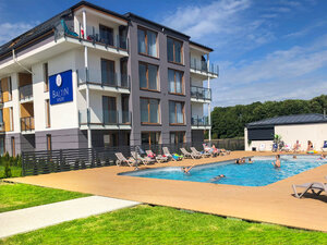 Baltin Resort, nowe apartamenty, Baltimare Apartments sp. z o.o. sp. k., ul. Marynarska 4, Sarbinowo