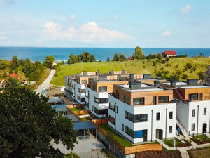 Anchoria Apartamenty, nowe apartamenty, DS Development Sp. z o.o. Sp. k., ul. Do Morza, Mechelinki