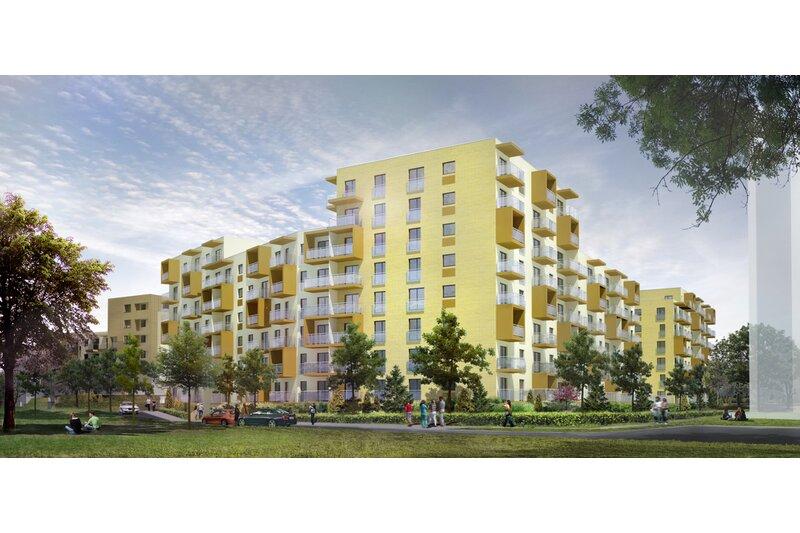 Młodzieńczy Park Leśny Etap VI, nowe mieszkania, Warszawa, Targówek (Bródno ES57