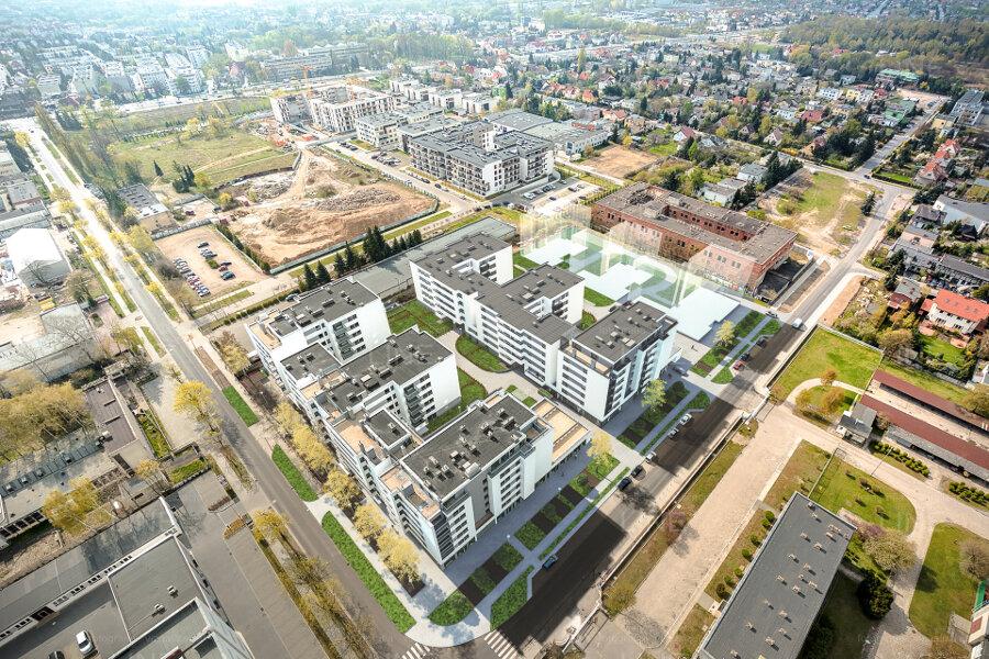 Mieszkanie, Poznań Grunwald, Kamiennogórska 9, Młody Grunwald, G31