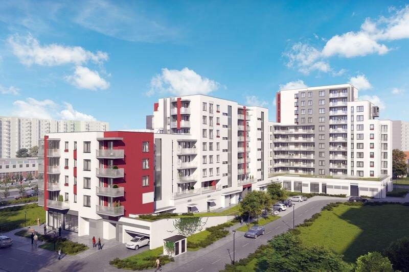 Mieszkanie, Warszawa Mokotów (Służew), Sonaty, Sonata nad Dolinką, 1