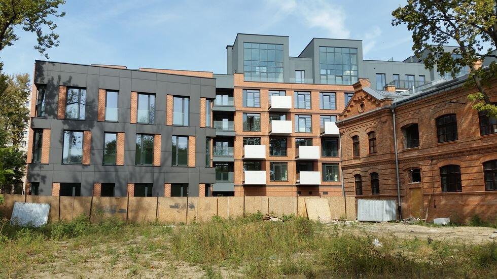 Mieszkanie, Warszawa Praga Północ, Markowska 22, Centrum Praskie Koneser, B53_wyt