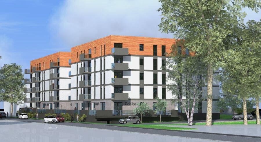 Mieszkanie, Zabrze Centrum Południe, Majnusza 2-4, Osiedle Żyj Kolorowo, A10