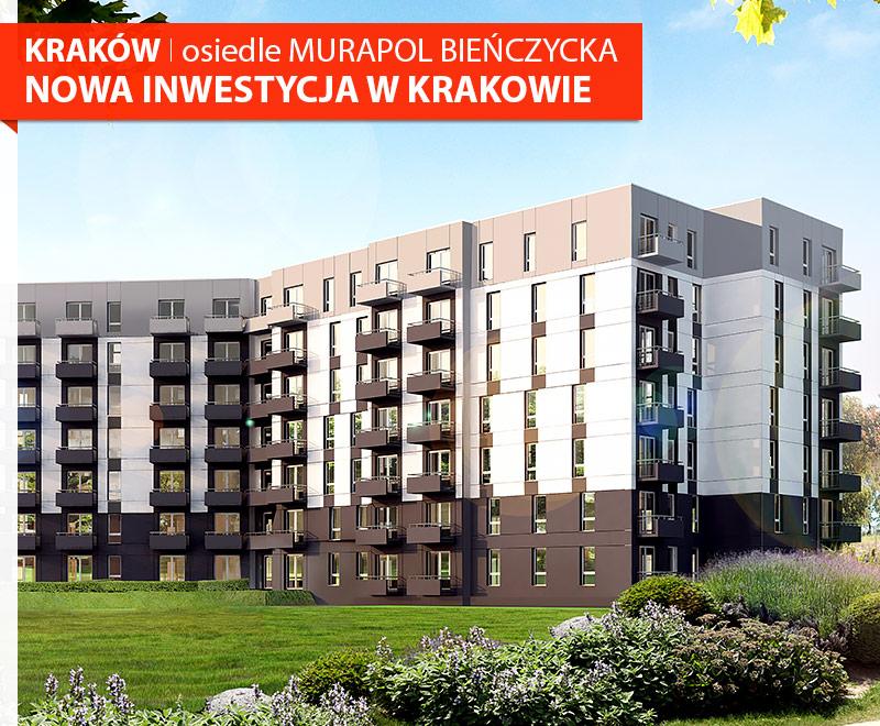 Mieszkanie, Kraków Nowa Huta, Bieńczycka, Bieńczycka, B1.0.05