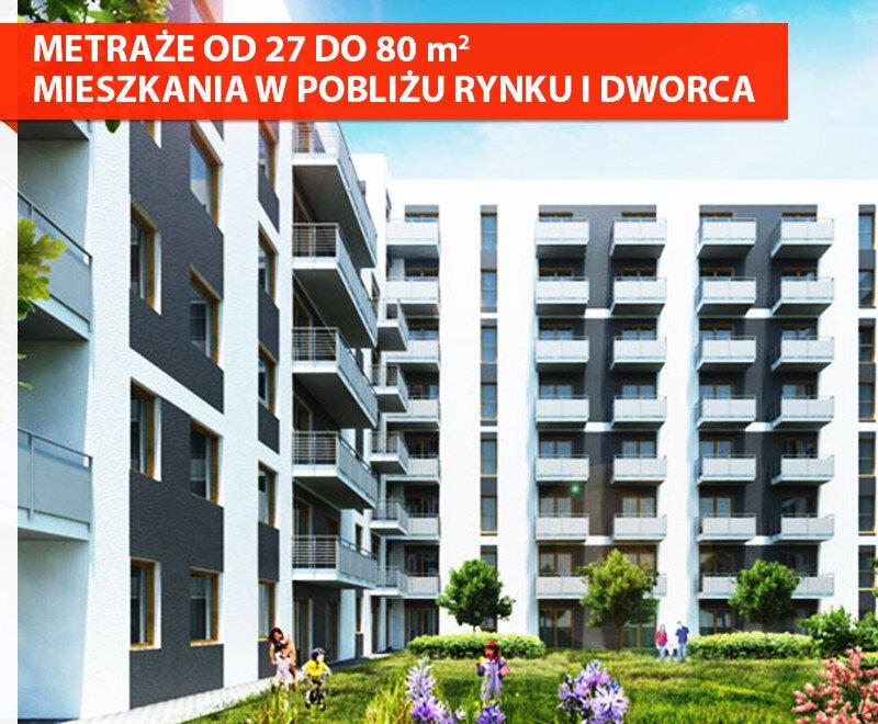 Mieszkanie, Kraków Krowodrza, Poznańska, Murapol Poznańska, FA211