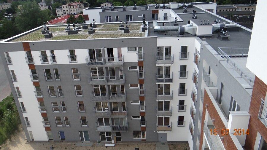 Mieszkanie, Poznań Winogrady (Stare Winogrady), Hawelańska 6, Nowe Winogrady, A3.M07