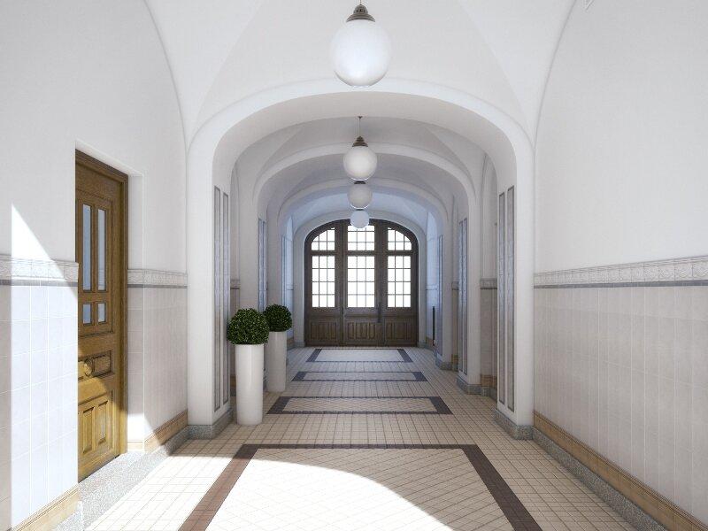 Mieszkanie, Warszawa Praga Północ (Stara Praga), Okrzei 26, DOM POD SOWAMI - Okrzei 26, 1