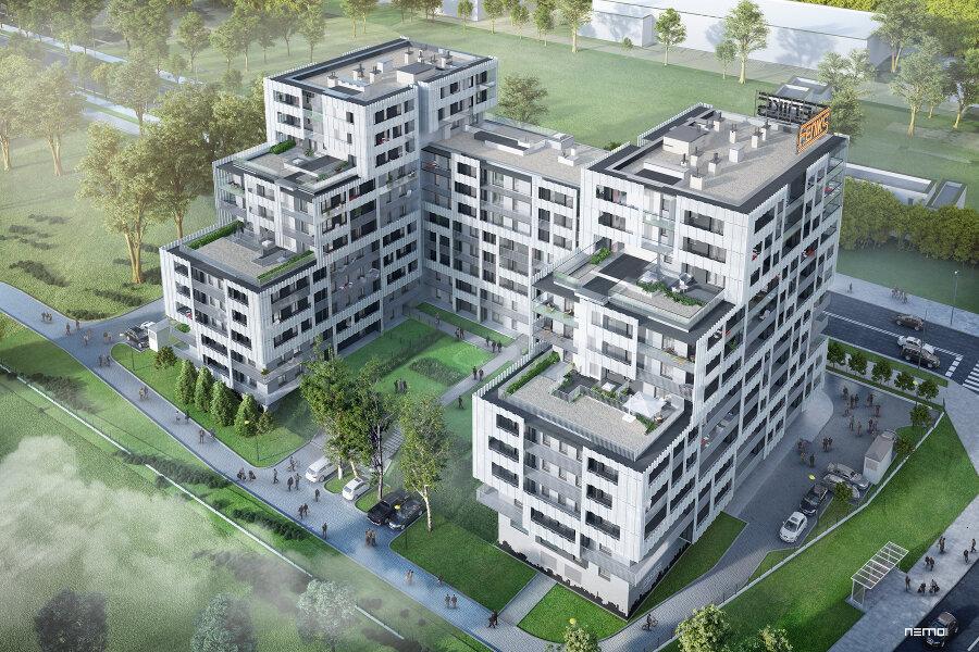 Mieszkanie, Warszawa Praga Południe (Kamionek), Mińska 25, Feniks, 6